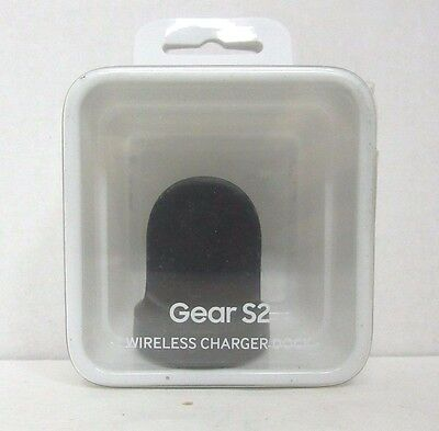 Samsung EP-OR720BBEGUJ Wireless Charging Dock for Samsung Gear S2 - Black #410
