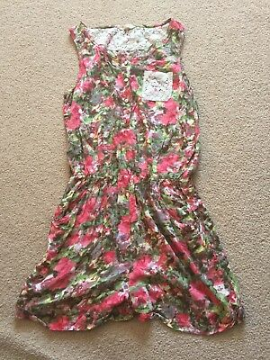 Age 16 Or Size 8 Playsuit