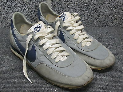 Vintage 1982 Nike Diablo Sneakers Running Shoes Size 12 Waffle