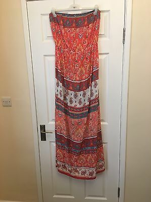 Maternity Maxi Dress Size 16 From New Look