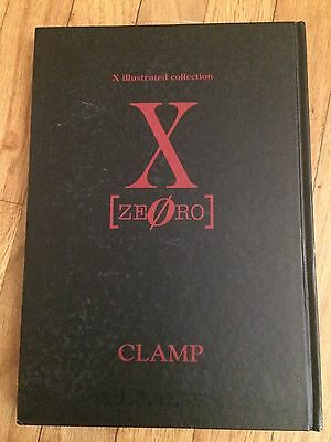 X Zero X Illustrated Collection Clamp