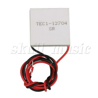 BQLZR TES1-12704 Thermoelectric Peltier Cooler DC12V 3.2A 38W 30x30x3.2mm
