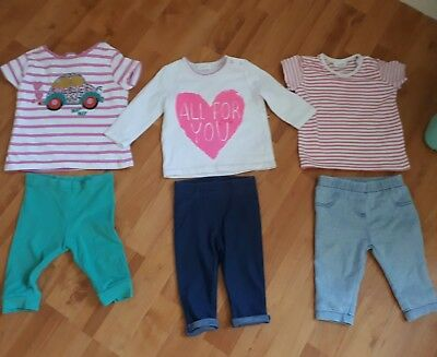3-6 month girls bundle ted baker, next, George, Mothercare