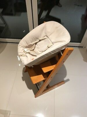 Stokke high chair and New Born