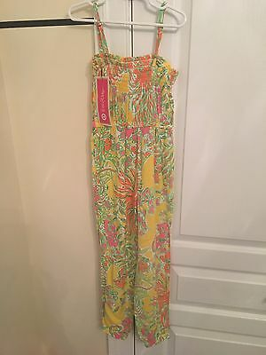New! Lilly Pulitzer for Target Girls' Jumpsuit - Happy Place