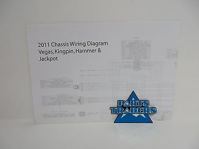 genuine victory dealer service chassis wiring diagram 2011 vegas kingpin  hammer