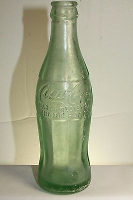 Vintage Cuba Coca Cola Bottle 6 Oz