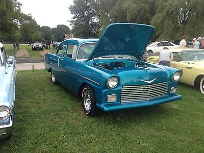 1956 Chevrolet Bel Air/150/210 150 1956 Chevy 2Dr Customized