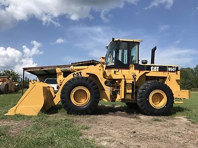 1994 Caterpillar 950F For Sale Cat Wheel loader TEXAS