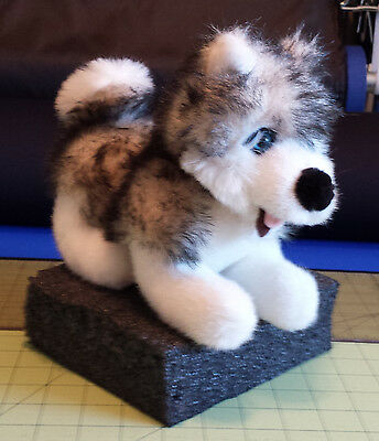 Siberian Husky BRAND NEW Plush with Blue Eyes by Legends