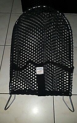 Wire baby bouncer black