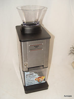 Waring Pro Professional Ice Crusher IC70 Stainless Steel Table Top
