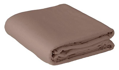Massage Table  Top/Drape Sheet - 100% Cotton Flannel - Latte