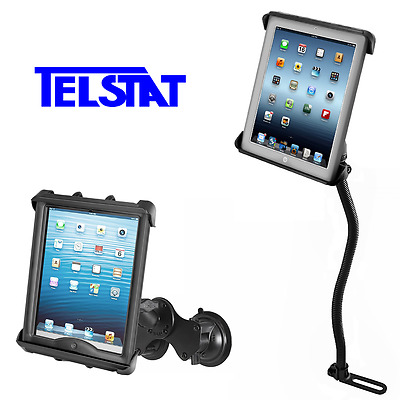 "RAM MOUNT TAB20U iPad Pro 9.7"" - No Drill Seat Mount OR Double Suction Cup Mount"