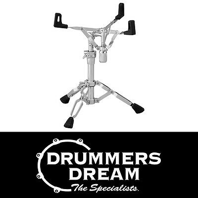 Pearl S930D Snare Drum Stand RRP $165.00 Shorter for Deep Snares or Toms
