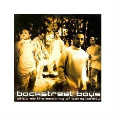 Backstreet Boys-Show Me The Meaning Of... -Cds-  CD NEW
