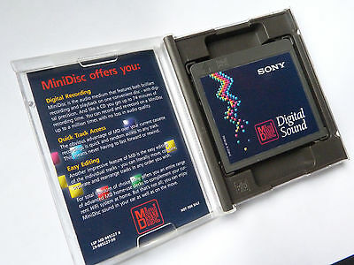 Sony MiniDisc MD Sampler  -  MiniDisc Digital Sound - 1997 - Pop Rock Dance Jazz