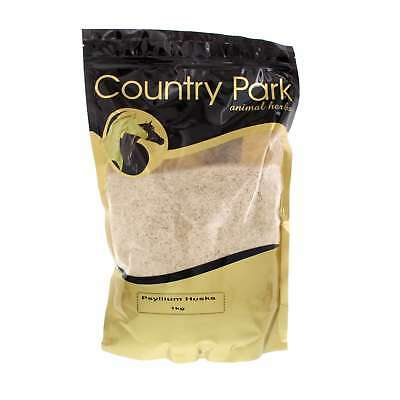 Psyllium Husks Country Park Horse Equine 1kg Health Supplement