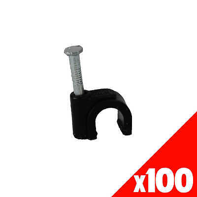 Antelco NAIL SADDLE CLAMP 4mm with Nail Garden Water Irrigation 45355 BAG of 100