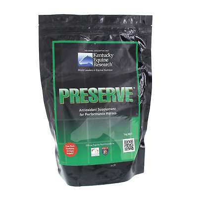 Preserve Antioxidant Supplement for Performance Horses Equine 1kg Supplement