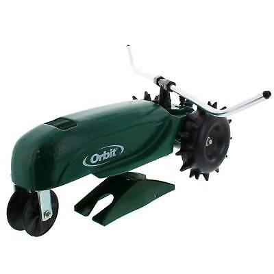 Orbit Travelling Sprinkler Irrigation Grass Tractor Self Propelled Large Lawns