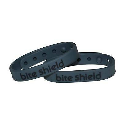 Mozzie Band Biteshield 2 Pack Natural Insect Repellant Mosquito Wrist Ankle