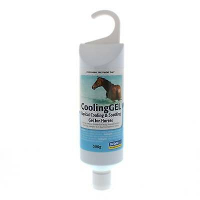 CoolingGEL Topical Cooling and Soothing Gel for Horses 500g Horse Equine Kelato