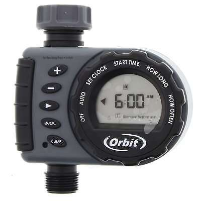 Orbit Tap Timer 1 Dial 1 Outlet Automatic Controller Garden Irrigation Watering