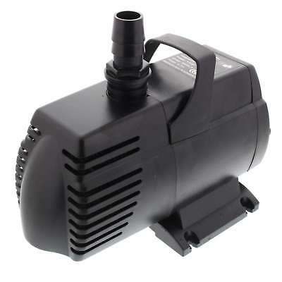 Pond Pump Mako 6000 130W Max Flow 5800 L/h Max Head 4.1m 10m Cable Water Feature