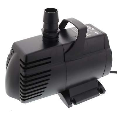 Pond Pump Mako 9000 200W Max Flow 8000 L/h Max Head 5.0m 10m Cable Water Feature