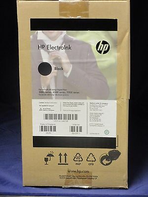 HP Indigo ink black electroink for series 3000/4000/5000