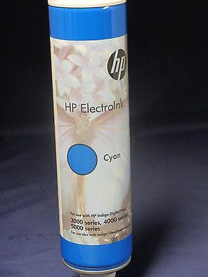 HP Indigo ink cyan electroink for series 3000/4000/5000