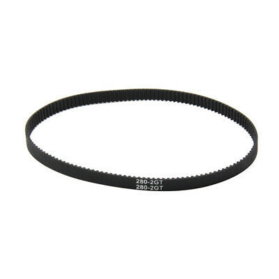 Gt2 Closed Loop Timing Belt 6Mm Width Rubber Synchronous 3D Printer Parts Honest