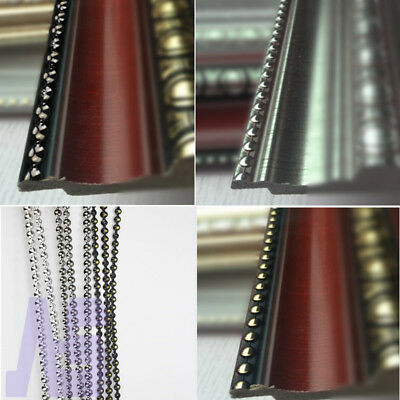 5M Furniture Decorative Tacks /Upholstery Nail/Stud Strips 3 Colors +100 Nails