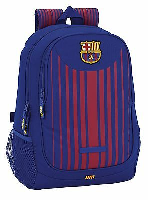 BARCELONA FC Mochila grande adaptable a carro /black backpack/sac à dos/zaino