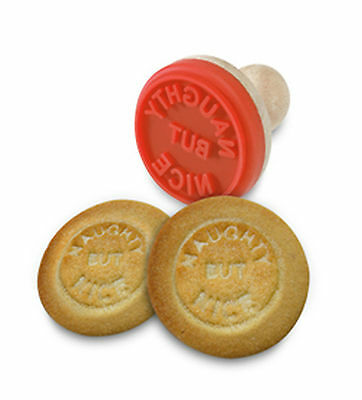 Eddingtons Cookie Biscuit Icing Pastry Stamps Set of 4 Red Tasty  Baking
