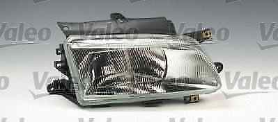 6204P7 Headlamp Left Berlingo To 12/02 Valeo