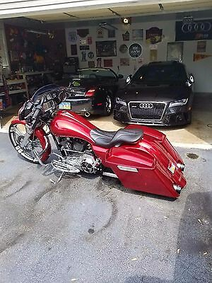 2014 Harley-Davidson Touring  2014 harley street glide special