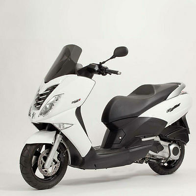 New Peugeot Citystar 125cc 125 ABS Scooter White. Save £472 on retail price