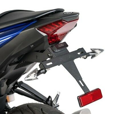 Tail Tidy + light Yamaha MT-09 Tracer 15-17 Puig black