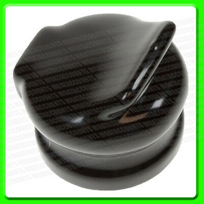 Black PVC Towing Socket Cover [MP242]