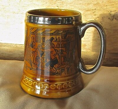 Lord Nelson Pottery Ceramic Beer Stein -  Excellent Condition