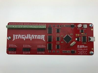 jtagulator jtag and UART pinout finder