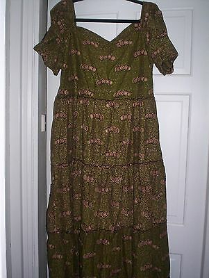 Traditional African Women Outfit/dress/suit Size 18