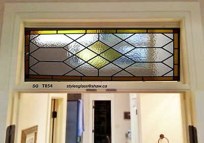 Stain glass window max light with Privacy