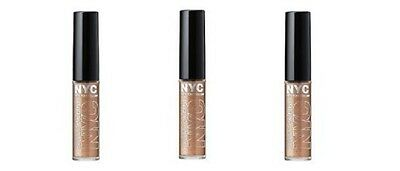 3 Nyc Sparkle Eye Dust #897 Brown Luster New