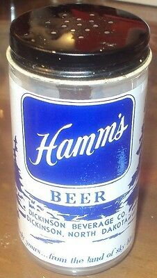 Rare hamms beer shaker dickinson north dakota
