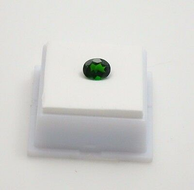Russian Chrome Diopside 1.80ct+ 9x7mm - Oval - Loose Gemstone