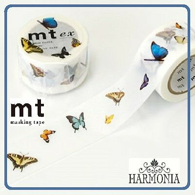 mt Masking Tape  Japanese High Quality Washi Tape  30mmx10m   mt ex  BUTTERFLY
