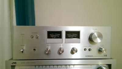 Pioneer SA-506 vintage audio amplifier with phono stage